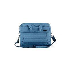 Torby na laptopa: Torba MODECOM Charlotte do 15.6 Niebieski