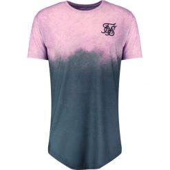 T-shirty męskie: SIKSILK CURVED FADED TEE Tshirt basic antique subliminal