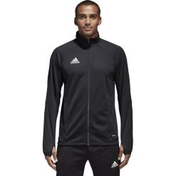 Bejsbolówki męskie: Adidas Bluza męska Tiro 17 czarna r. S (BJ9294)