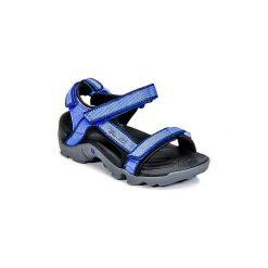 Sandały sportowe Dziecko  Teva  TANZA. Niebieskie buty sportowe chłopięce marki Teva. Za 191,20 zł.