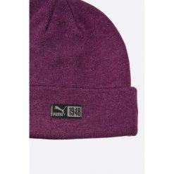 Puma - Czapka. Fioletowe czapki zimowe męskie marki Reserved. W wyprzedaży za 59,90 zł.
