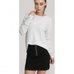 Biały Sweter Fling The Rules. Białe swetry klasyczne damskie other, l. Za 59,99 zł.