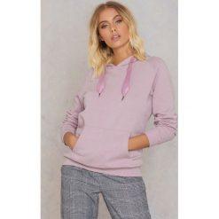 Bluzy damskie: Sisters Point Bluza Hila 1 – Pink,Purple