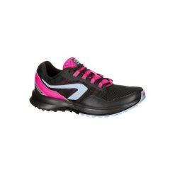 Buty do biegania RUN ACTIVE GRIP damskie. Niebieskie buty sportowe damskie marki bonprix, na sznurówki. W wyprzedaży za 99,99 zł.