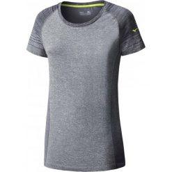 Mizuno Koszulka Sportowa Damska Tubular Helix Tee Dark Charcoal S. Szare bluzki sportowe damskie marki Asics. W wyprzedaży za 149,00 zł.
