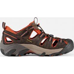 Buty sportowe męskie: Keen Sandały męskie Arroyo II Black Olive/Bombay Brown r. 43 (1008419)