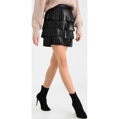 Minispódniczki: Ivyrevel TITHONIA SKIRT Spódnica trapezowa black