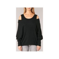 Swetry Casual Attitude  IHOUNOU. Czarne swetry klasyczne damskie Casual Attitude, l. Za 199,00 zł.