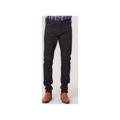 Jeansy slim fit Scotch   Soda  RALSTON. Czarne jeansy męskie relaxed fit Scotch & Soda, z jeansu. Za 351,20 zł.