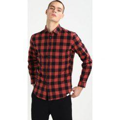 Koszule męskie na spinki: Shine Original Koszula dusty rust