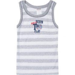 T-shirty chłopięce: Koszulka na ramiączkach, okrągły dekolt