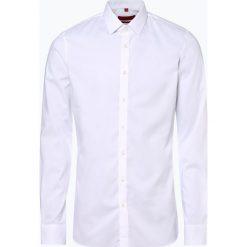 Finshley & Harding - Koszula męska z bardzo długim rękawem, czarny. Czarne koszule męskie marki Finshley & Harding, w kratkę. Za 179,95 zł.