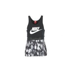 Topy na ramiączkach / T-shirty bez rękawów Nike  TANK. Czarne topy damskie marki Nike, xs, z bawełny. Za 159,20 zł.