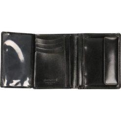 Portfel męski LAZIO. Czarne portfele męskie marki Gino Rossi, ze skóry. Za 249,90 zł.