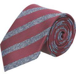 Krawat platinum bordo classic 252. Szare krawaty męskie marki Reserved, w paski. Za 49,00 zł.