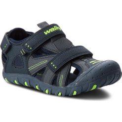 Sandały chłopięce: Sandały WALKY – CP74-17170 Granatowy