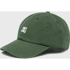 DC - Czapka. Szare czapki z daszkiem męskie DC. W wyprzedaży za 99,90 zł.