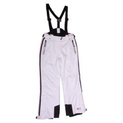 Spodnie damskie: KILLTEC Spodnie damskie Valsesia białe r. 38 (2080738)