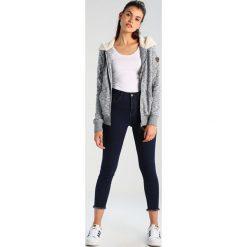 Bluzy rozpinane damskie: Ragwear BASIL B Bluza rozpinana indigo melange
