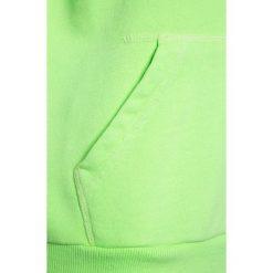 Bench CORE HOODY  Bluza z kapturem green gecko. Zielone bluzy chłopięce rozpinane Bench, z bawełny, z kapturem. Za 169,00 zł.