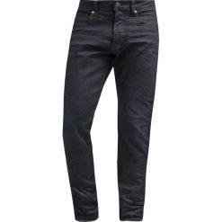 GStar 3301 TAPERED Jeansy Zwężane visor stretch denim. Niebieskie rurki męskie G-Star. W wyprzedaży za 398,65 zł.