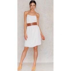 Sukienki hiszpanki: Samsoe & Samsoe Sukienka Gizem – Pink