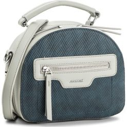 Torebka MONNARI - BAG5470-019 Grey. Szare torebki klasyczne damskie marki Monnari, z materiału, średnie. W wyprzedaży za 119,00 zł.