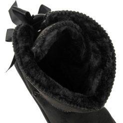 Buty zimowe damskie: Mukluki z kokardkami SIERRA