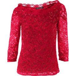 Bluzki, topy, tuniki: Koszulka w kolorze czerwonym