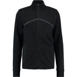 Kurtki sportowe męskie: Burton Menswear London HIIT SCUBA BLACK FUNNEL Kurtka sportowa black