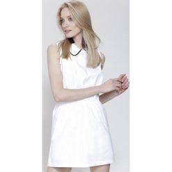 Sukienki: Biała Sukienka Secret Void