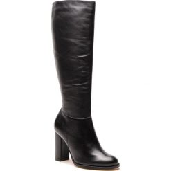 Buty zimowe damskie: Kozaki KAZAR - Nora 33755-01-00 Black