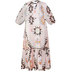 Długie sukienki: WEEKEND MaxMara GEODE Długa sukienka rosa