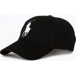 Polo Ralph Lauren - Męska czapka z daszkiem, czarny. Czapki męskie Polo Ralph Lauren, sportowe. Za 199,95 zł.