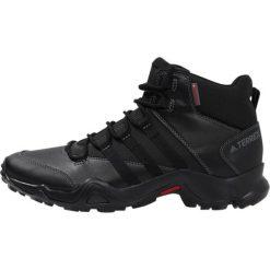 Adidas Performance TERREX AX2R BETA MID CW Obuwie hikingowe black. Czarne buty skate męskie adidas Performance, z gumy, outdoorowe. W wyprzedaży za 319,20 zł.