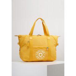 Kipling ART M Torba na zakupy lively yellow. Żółte shopper bag damskie Kipling. Za 419,00 zł.