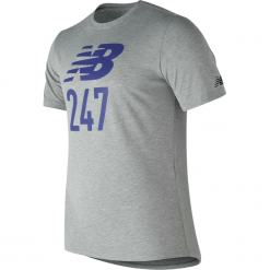 T-shirty męskie: New Balance MT73502AG