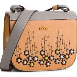 Torebka NOBO - NBAG-E3360-C004 Różowy Z Szarym. Brązowe listonoszki damskie Nobo, ze skóry ekologicznej. W wyprzedaży za 129,00 zł.