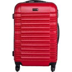 Walizki: Walizka w kolorze czerwonym – (S)44 x (W)66 x (G)26 cm