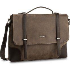 Torby na laptopa: Torba na laptopa GINO LANETTI – RM0404  Brązowy
