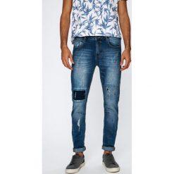 Medicine - Jeansy Traveller. Niebieskie jeansy męskie slim marki MEDICINE. W wyprzedaży za 79,90 zł.