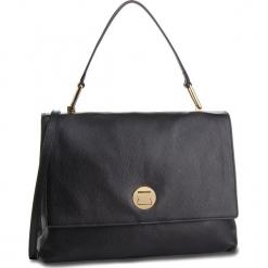 Torebka COCCINELLE - DD0 Liya E1 DD0 18 01 01  Noir/Noir 001. Czarne torebki klasyczne damskie marki Coccinelle, ze skóry, duże. Za 1849,90 zł.