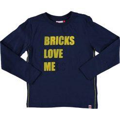 """T-shirty chłopięce z długim rękawem: Koszulka """"Thomas"""" w kolorze granatowym"""