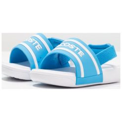 Sandały chłopięce: Lacoste Sandały kąpielowe blue/white
