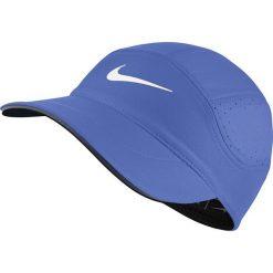 Czapki z daszkiem damskie: czapka do biegania damska NIKE AEROBILL RUNNING CAP / 848411-478