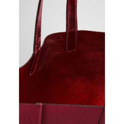 Shopper bag damskie: Abro Torba na zakupy orchid/ nickel