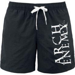 Kąpielówki męskie: Arch Enemy Logo Kąpielówki czarny