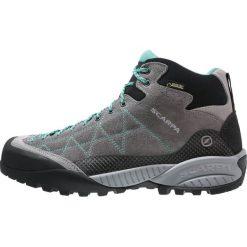 Scarpa ZEN PRO MID GTX Buty trekkingowe midgray/lagoon. Szare buty trekkingowe damskie Scarpa, z gumy. W wyprzedaży za 655,20 zł.