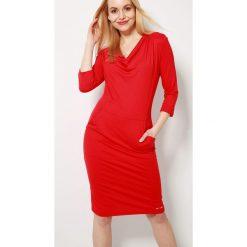 Sukienki hiszpanki: Sukienka - 30-88044 ROSS