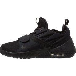 Nike Performance AIR MAX TRAINER 1 Obuwie treningowe black. Czarne buty sportowe męskie Nike Performance, z materiału. Za 419,00 zł.
